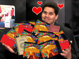 Earthbound 2 / Mother 3: Reggie on MOTHER 3? « The Newsroom