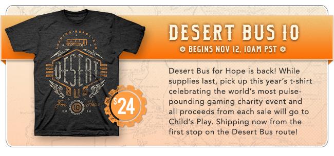 Desert Bus 10