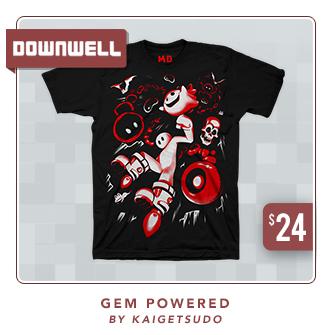Downwell Shirt