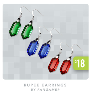 Rupee Earrings