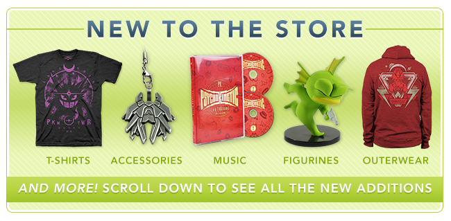 NEW TO THE FANGAMER STORE