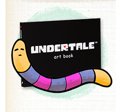 Undertale Artbook