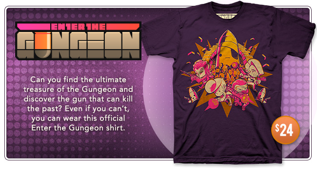 Enter the Gungeon Shirt
